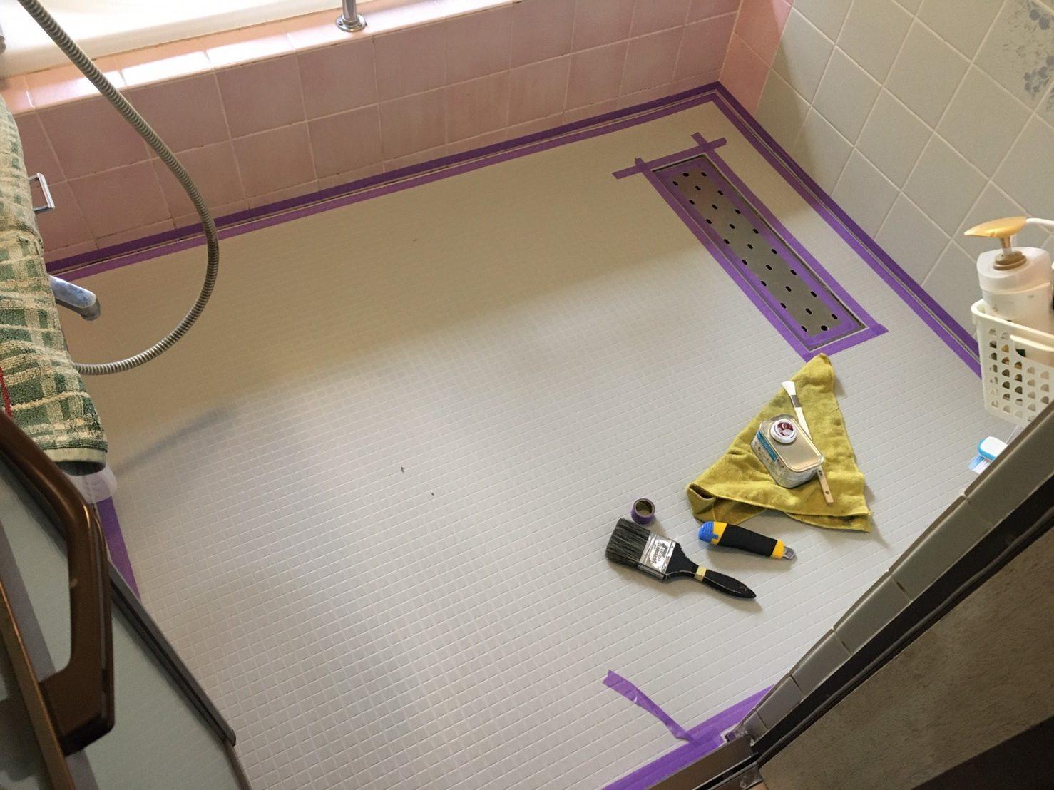 浴室、シート、バスナフローレ、福岡、リフォーム