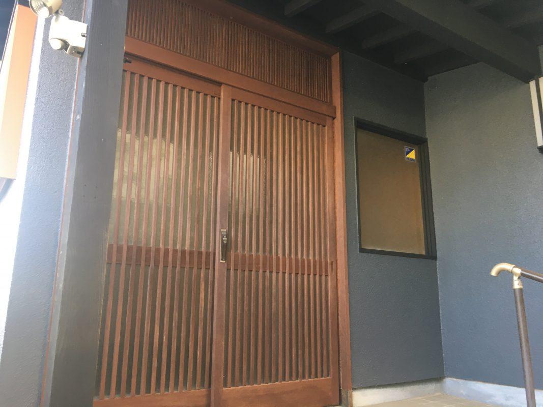 福岡市、リフォーム、玄関、外壁